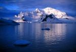 Ronge Island Gerlache Strait Antarctica