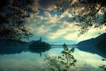Lake Bled and Bled Island, Slovenia