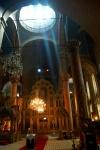 Interior, Orthodox Cathedral, Sarajevo, Bosnia & Herzegovina
