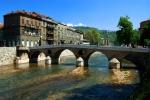 Latin Bridge, Sarajevo, Bosnia & Herzegovina