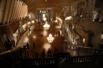 Church carved out of solid salt, Wieliczka Salt Mine, Poland