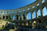 Roman Amphitheatre, Pula, Croatia