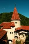 Bran Castle - also known as Dracula's Castle, Romania