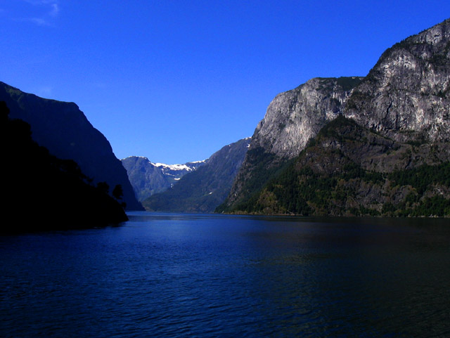 Naerofjorden, Norway