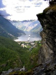 Classic View, Geiranger Fjord, Norway
