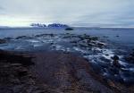 Stormbukta coast, Spitzbergen