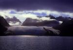 Tidewater glacier, Woodfjorden Fjord, Spitzbergen