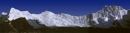 Chukhung Glacier Mt. Everest Region Nepal Himalayas
