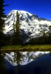Mt Rainier and Reflection, Washington