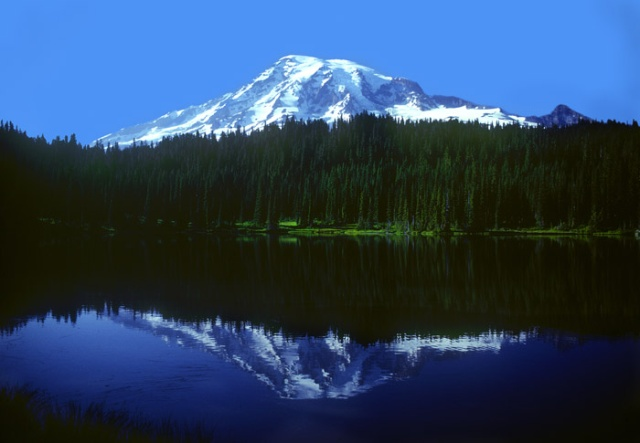 Relection Lake, Mt Rainier, Washington