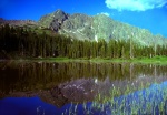 North Twilight Peak San Juan Mountains Colorado
