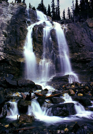 Tangle Creek Falls