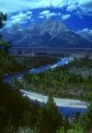 Grand Tetons and Snake River, Wyoming
