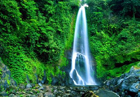 Git Git Falls Bali, Indonesia