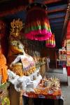 Tibet, inside temple