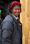 Tibet, Khampa man, Rawok