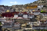 Tibet, Ganden Monastery