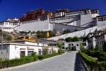 Tibet, Potala, Lhasa