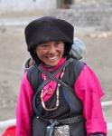 Happy face Tibet