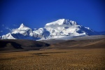 Shishapangma, the only 8,000 meter peak entirely within Tibet