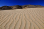 Sand dunes at 15,000 feet! 4,600 meters. Western Tibet