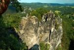 Bastei pinnacles, Saxony, Germany