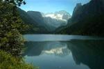 Vorder Gosausee Lake, Salzkammergut Alps, Austria