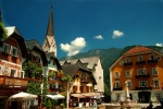 Main Square, Hallstadt, Austria