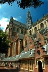 Grote Kirk 'Old Church', Haarlem, Netherlands