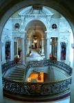 Interior, Chateau de Chantilly, France
