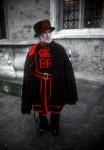 Yeoman Warder, Tower of London, England